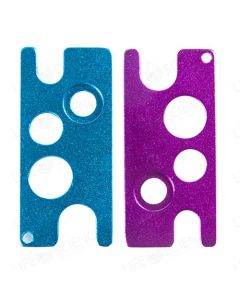 Two Bottle Cap Reducer Removers