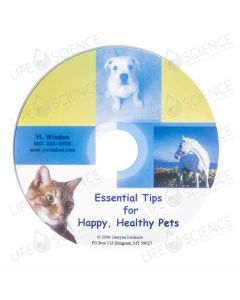 Essential Oil Tips For Healthy Pets DVD