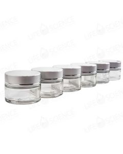 1 oz. Glass Salve (6-pack)