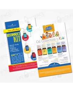 Reconnect Collection + Kid Scents Collection Flyer  (100 pack)