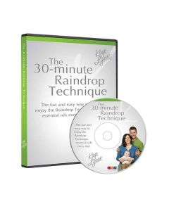 Kaye Lynne - The 30 Minute Raindrop Technique DVD