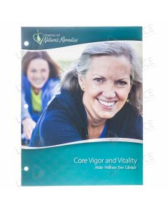 Natures Remedies Core Vigor and Vitality Module