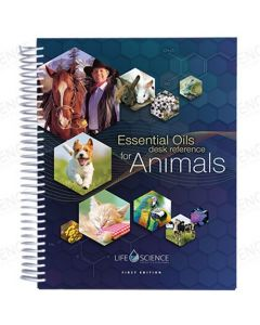 1st Edition Essential Oils Desk Reference for Animals